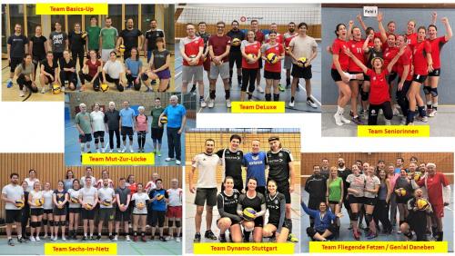 MTV Stuttgart 1843 e.V. - Volleyball Freizeit