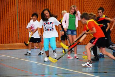 """MTV Stuttgart 1843 e.V. - """"Pfingstferien-Sportwoche"""" - f�r Kinder von 7-12 Jahren mit ganzt�giger Betreuung und Mittagessen"""