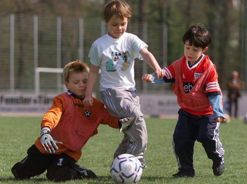 Mtv Stuttgart 1843 E V Freizeit Kinder Fussball