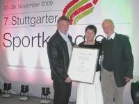 MTV Stuttgart 1843 e.V. - MTV gewinnt erneut Innovationspreis