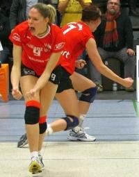 MTV Stuttgart 1843 e.V. - DVV-Pokalspiel gegen Schweriner SC