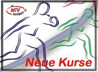 MTV Stuttgart 1843 e.V. - Neue Kursangebote
