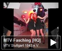 MTV Stuttgart 1843 e.V. - Der MTV Fasching im Rückblick