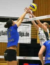 MTV Stuttgart 1843 e.V. - Allianz Volley Stuttgart ohne Probleme