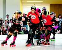 MTV Stuttgart 1843 e.V. - MTV-Roller Girlz mit starkem Saisonbeginn