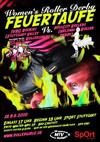 MTV Stuttgart 1843 e.V. - Stuttgart Valley Rollergirlz