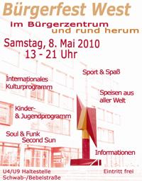 MTV Stuttgart 1843 e.V. - Bürgerfest am 8.Mai
