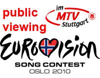MTV Stuttgart 1843 e.V. - Der Eurovision Song Contest 2010