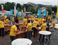 MTV Stuttgart 1843 e.V. - Schwäbische Gastfreundschaft