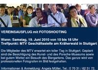 MTV Stuttgart 1843 e.V. - Besichtigung des Kunst- und Porsche-Museum