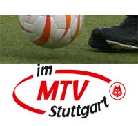 MTV Stuttgart 1843 e.V. - Blindenfußballer gegen sehr gute Liga-Auswahl