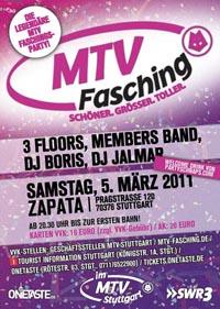 MTV Stuttgart 1843 e.V. - MTV Kultfasching 2011
