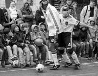 MTV Stuttgart 1843 e.V. - Vorbericht Blindenfussball Bundesliga