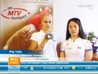 MTV Stuttgart 1843 e.V. - Erfolgreiche MTV-Turner im Live Interview