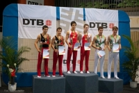 MTV Stuttgart 1843 e.V. - 3 Deutsche Vize-Titel und 1x Bronze