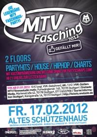 "MTV Stuttgart 1843 e.V. - Freitag, 17.2. die ""GEFÄLLT MIR"" – Party!"