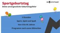 MTV Stuttgart 1843 e.V. - Sportkindergeburtstage beim MTV Stuttgart
