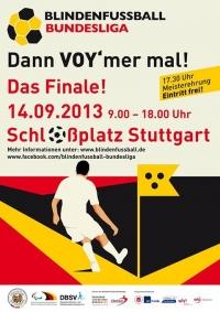 MTV Stuttgart 1843 e.V. - Spieltag vor dem Neuen Schloss