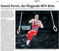 MTV Stuttgart 1843 e.V. - Starke Hilfe für die MTV Turnmannschaft