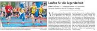 MTV Stuttgart 1843 e.V. - Laufen für die Jugendarbeit