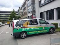 MTV Stuttgart 1843 e.V. - Das DFB-Mobil kommt