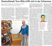 MTV Stuttgart 1843 e.V. - Deutschlands Turnelite trifft sich