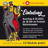 MTV Stuttgart 1843 e.V. - Der MTV trifft sich