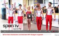 MTV Stuttgart 1843 e.V. - Pressekonferenz als Show