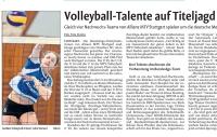 MTV Stuttgart 1843 e.V. - Volleyball-Talente auf Titeljagd