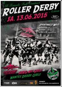 MTV Stuttgart 1843 e.V. - MTV-Rollergirlz live erleben
