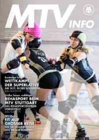 MTV Stuttgart 1843 e.V. - Neues MTV-Magazin online