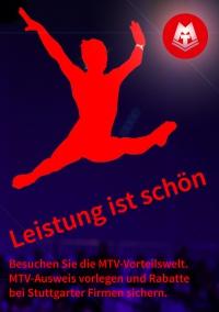 MTV Stuttgart 1843 e.V. - Die MTV Vorteilswelt
