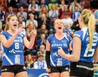 MTV Stuttgart 1843 e.V. - Volleyball-Achtelfinale