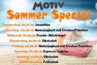 MTV Stuttgart 1843 e.V. - Sommer Special im Fitnessstudio MOTIV