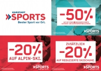 MTV Stuttgart 1843 e.V. - Spektakuläre Aktionen bei Karstadt Sports
