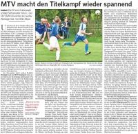 MTV Stuttgart 1843 e.V. - MTV macht den Titelkampf wieder spannend