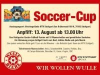 MTV Stuttgart 1843 e.V. - 4. BOA Soccer-Cup beim MTV Stuttgart