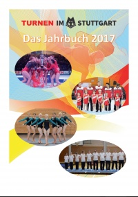 MTV Stuttgart 1843 e.V. - Das Jahrbuch 2017