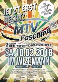 MTV Stuttgart 1843 e.V. - MTV FASCHING 2018