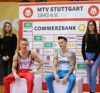 MTV Stuttgart 1843 e.V. - Niederlage gegen Meister