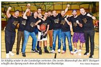 MTV Stuttgart 1843 e.V. - Die Landesliga ist nur ein Etappenziel