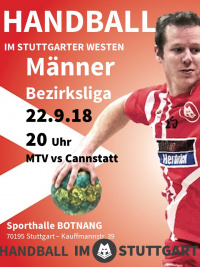 MTV Stuttgart 1843 e.V. - Handball Heimspieltag