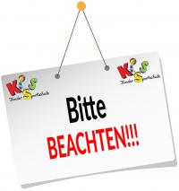MTV Stuttgart 1843 e.V. - Achtung Kein KiSS- Unterricht