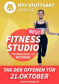 MTV Stuttgart 1843 e.V. - Tag der offenen Tür im MOTIV