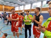 MTV Stuttgart 1843 e.V. - MTV Männer 1 siegten in Fellbach mit 26:23
