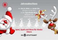 MTV Stuttgart 1843 e.V. - Kinderweihnachtsfeier des MTV Stuttgart