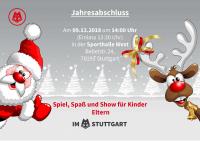 MTV Stuttgart 1843 e.V. - Jahresabschluss!