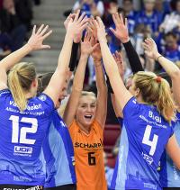 MTV Stuttgart 1843 e.V. - Volleyballerinnen siegen und siegen