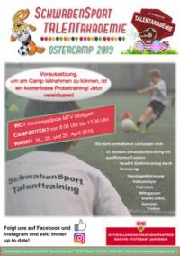 MTV Stuttgart 1843 e.V. - SchwabenSport Talentakamdemie