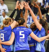 MTV Stuttgart 1843 e.V. - Zweiter Sieg im dritten Spiel